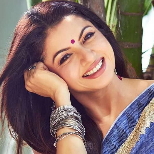 Bhagyashree to make comeback onscreen with 'Baahubali' actor Prabhas