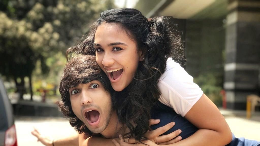 'Medically Yourrs' actors Shantanu Maheshwari, Nityaami Shirke call it quits