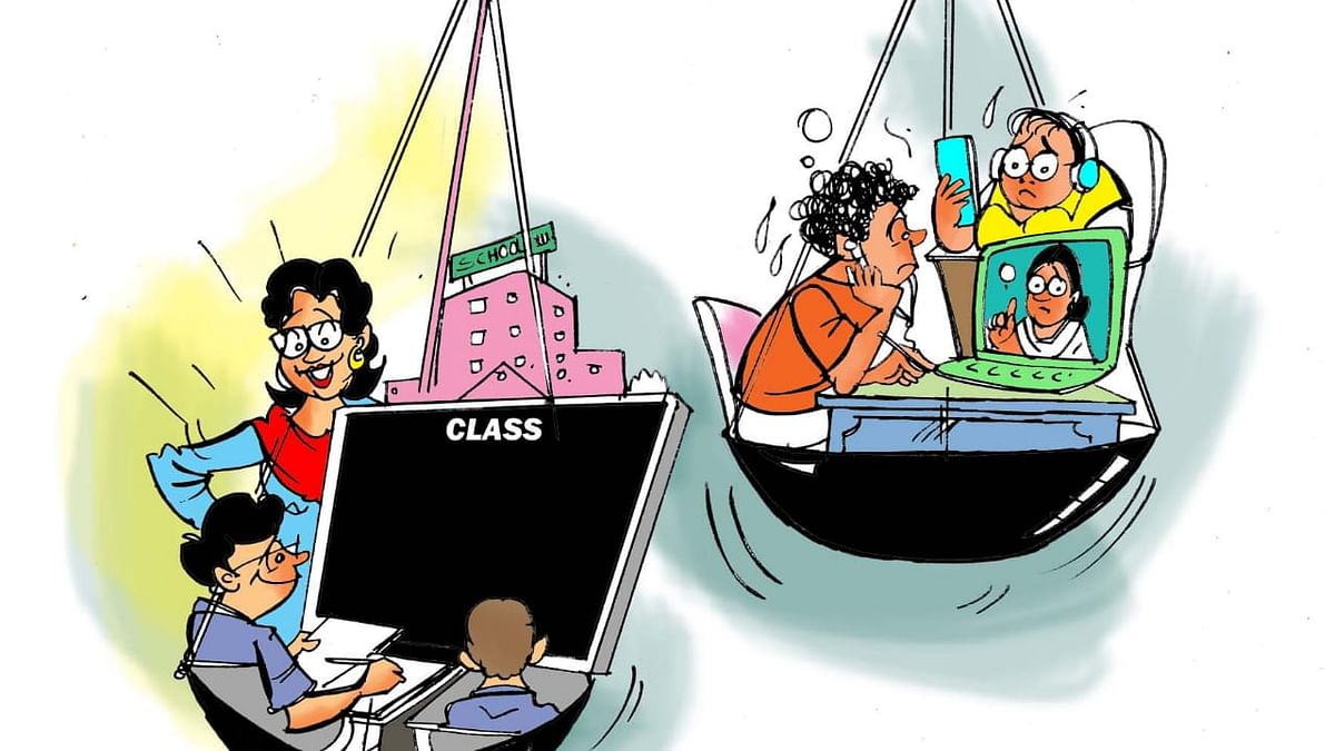Virtual learning to gain traction, but schools still needed, say Educationists
