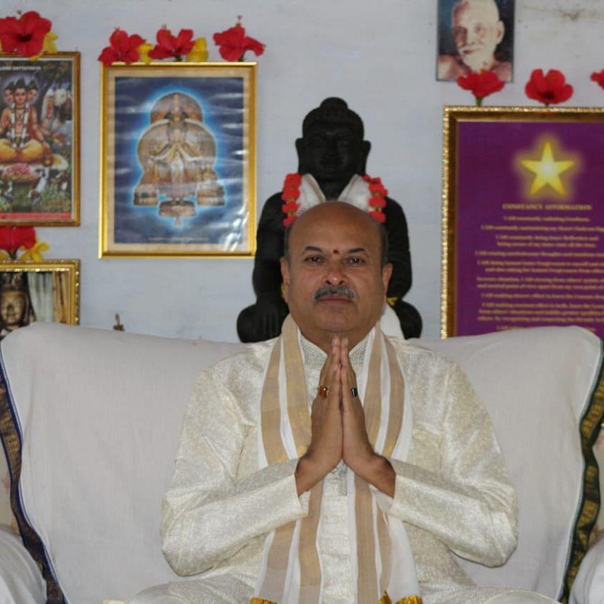 Gene and Environment: N J Reddy, founder of Yoga Prana Vidya Sadhana