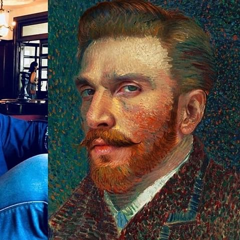'Why can't he promote a small artist?': Creator of Ranveer Singh's Van Gogh portrait slams actor for not giving him credit