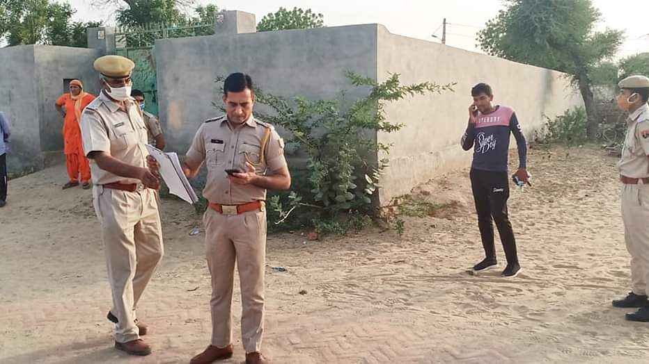 Rajasthan police officer commits suicide alleging political pressure; demand for CBI inquiry