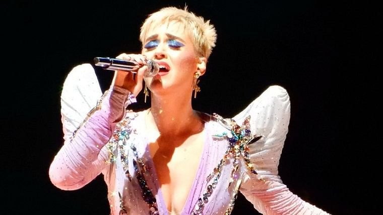Katy Perry says motherhood will change her as an artiste