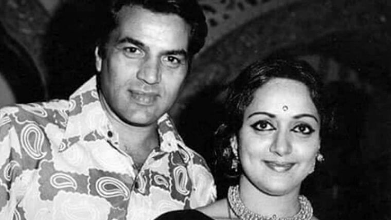 Hema Malini and Dharmendra thank fans for wedding anniversary wishes