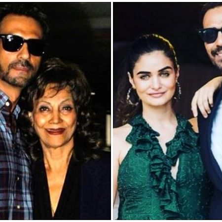 Arjun Rampal gives late mother Gwen, partner Gabriella adorable Mother's Day shout-out