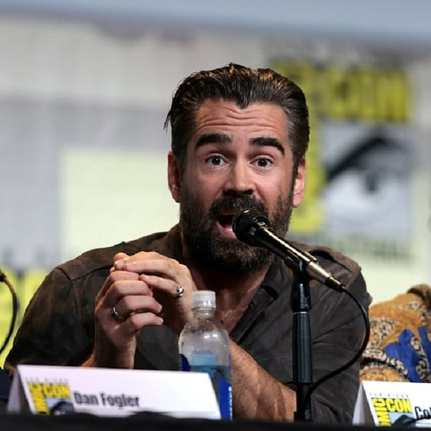Colin Farrell was astonished by 'Dumbo' set