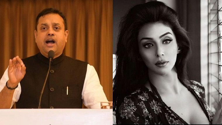 Congress' Ria D'Souza mocks Sambit Patra over possible COVID-19 status, claims he's doing it to 'escape jail'