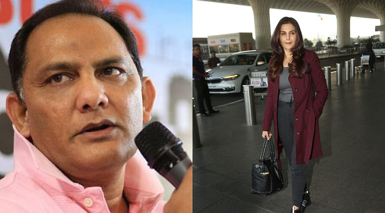 Convicted gangster Abu Salem's ex girlfriend Monica Bedi and Mohammad Azharuddin hang out often: Reports