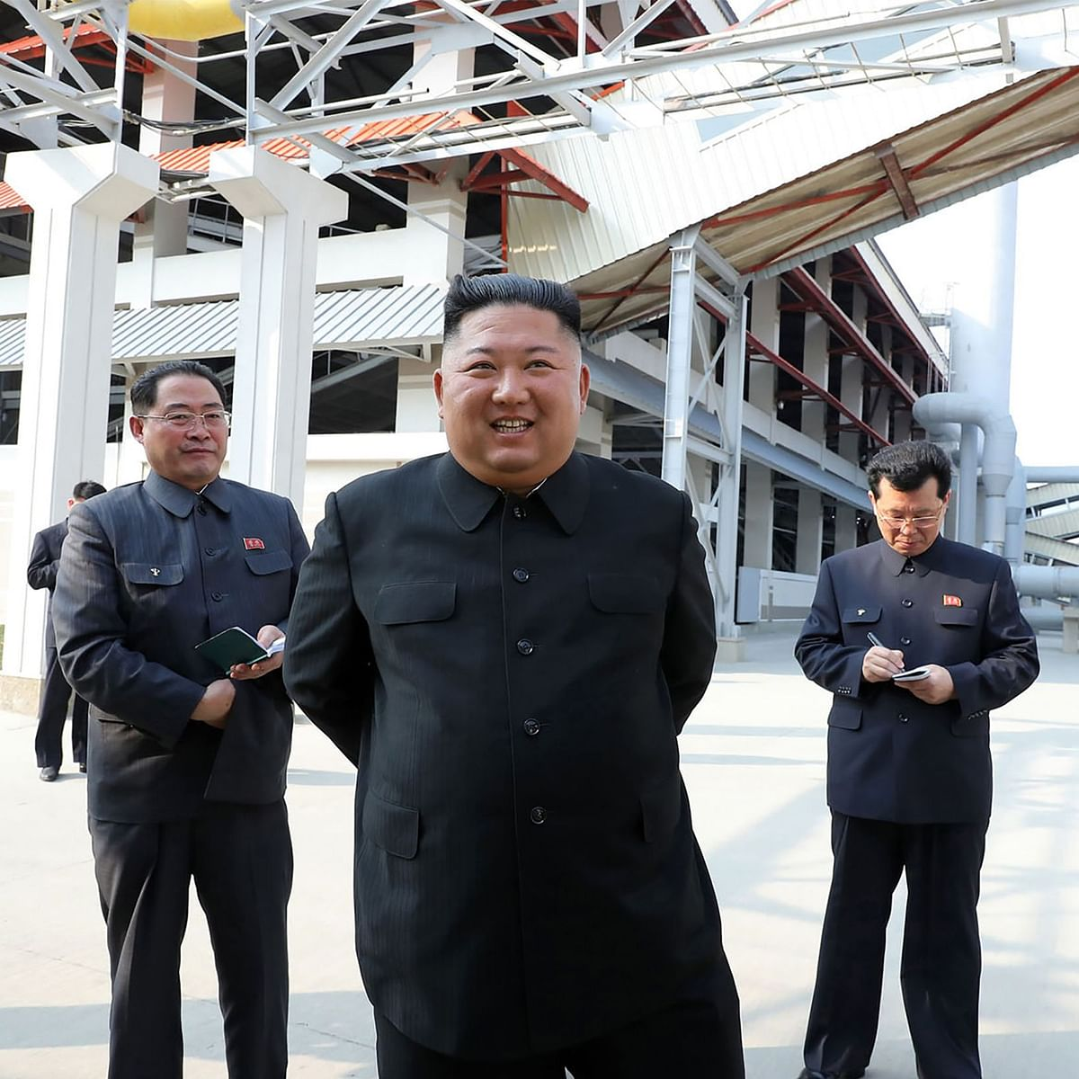 'Prep to cope with any provocation...': North Korea's Kim Jong-un has a message for the country's military