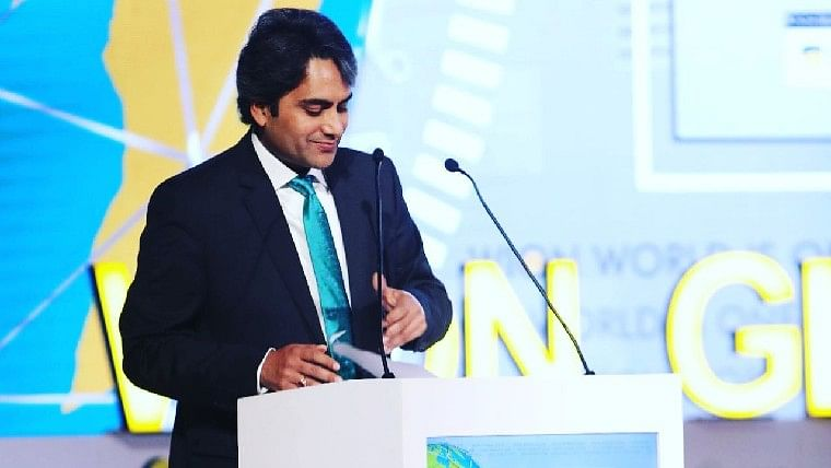 Zee News' Sudhir Chaudhary calls FIR on 'Jihad Flowchart' his Pulitzer Prize; says 'this is the price for daring to speak'