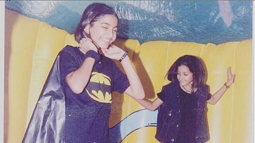 When Sonam Kapoor turned Batman for her brother's b'day party