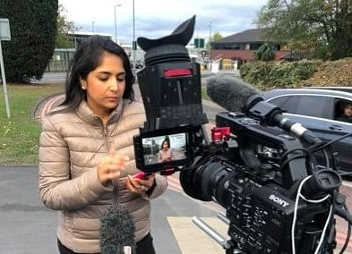 UK man charged for racially abusing Indian-origin BBC journalist