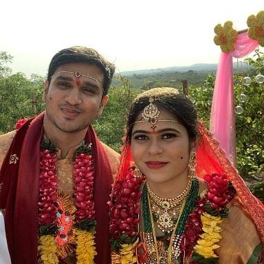 In Pics: Nikhil Siddharth ties knot with fiancée Pallavi Varma in an intimate wedding amid lockdown
