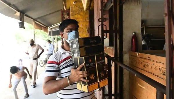 In Maharashtra, liquor sales bring respite to state's nearly empty coffers