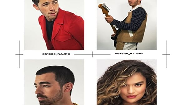 Jonas Brothers drop new single 'X' in collaboration with Karol G