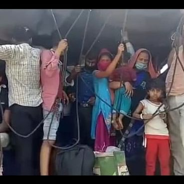 Madhya Pradesh: Equipped with fake pass, thousands of migrants labourers arrive home from Gujarat