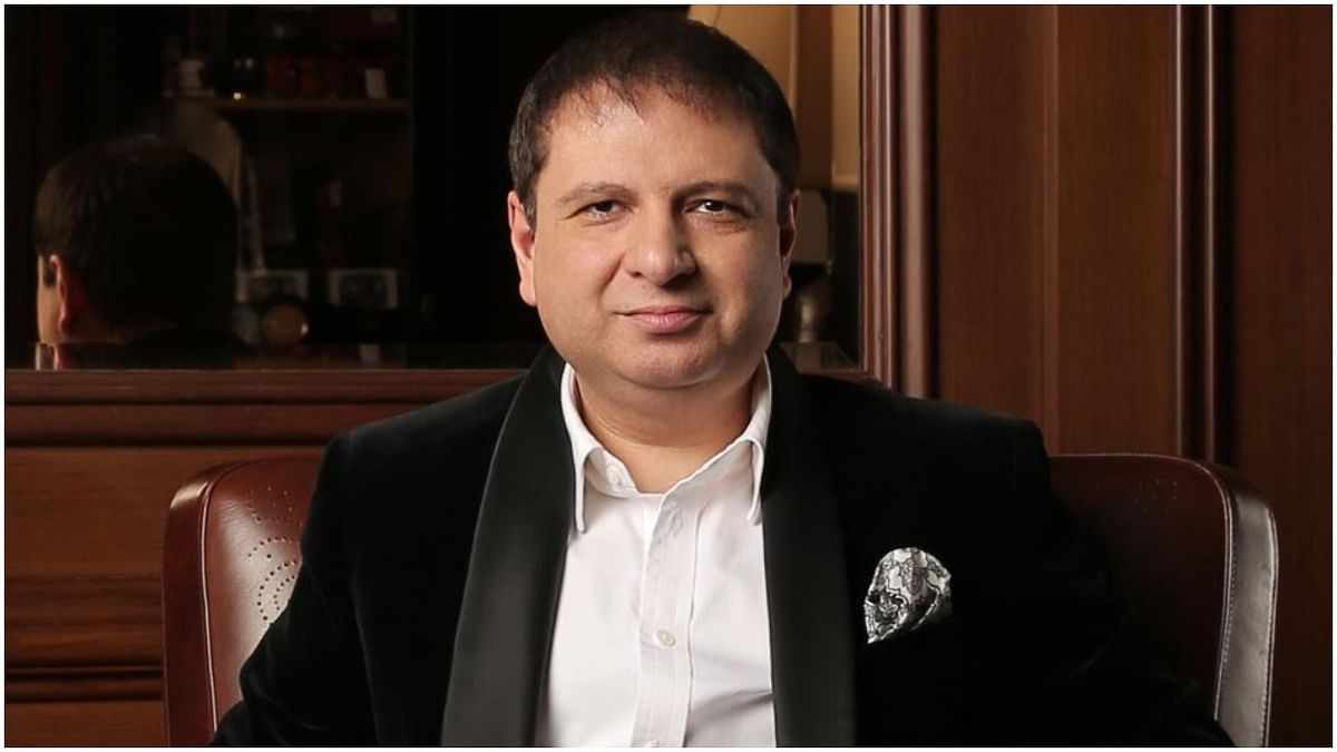 Industrialist Yohan Poonawalla