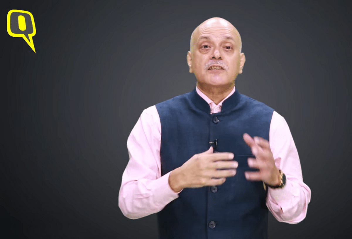 Amid layoffs and furlough, Raghav Bahl promoted Gaurav Mercantile acquires The Quint