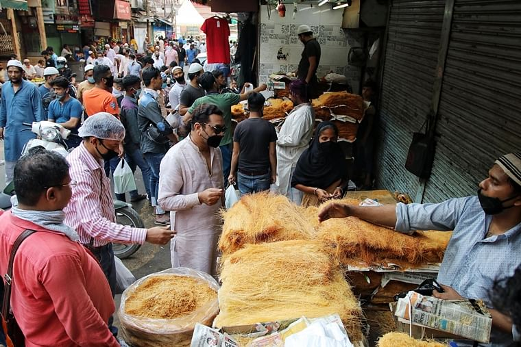Eid ul-Fitr 2020 in Pictures: How Indian Muslims celebrated Eid amid COVID-19