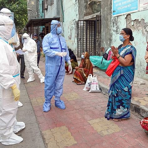 Coronavirus in Thane: Here's how the densely populated slum of Mumbra recorded 0 COVID-19 cases last Friday