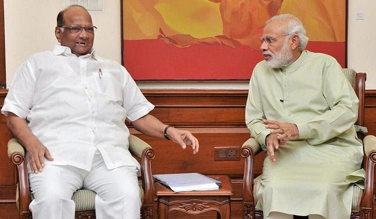 Take steps to help realty sector: Sharad Pawar seeks PM Modi's intervention to revive sector