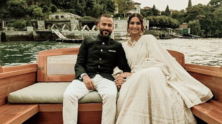 Everyday Phenomenal: Sonam and Anand celebrate their second anniversary - a look at their special moments