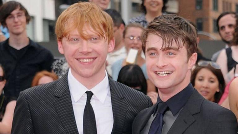 Daniel Radcliffe finds 'Harry Potter' co-star Rupert Grint's baby news 'super weird'