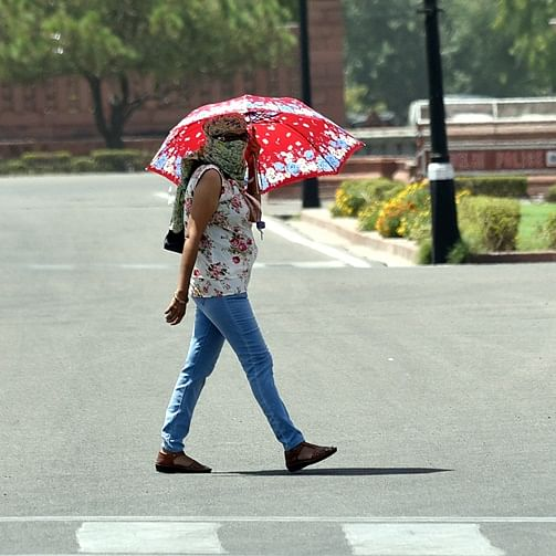 Heat wave condition intensifies in several parts of north, west India
