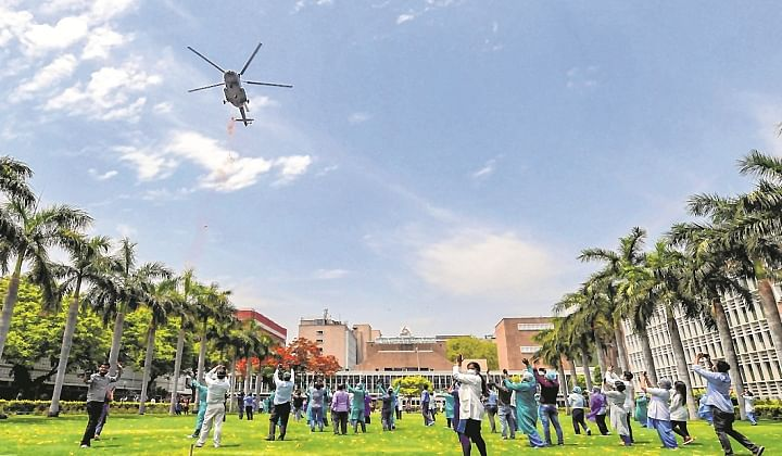 Congress raps government for punishing medics