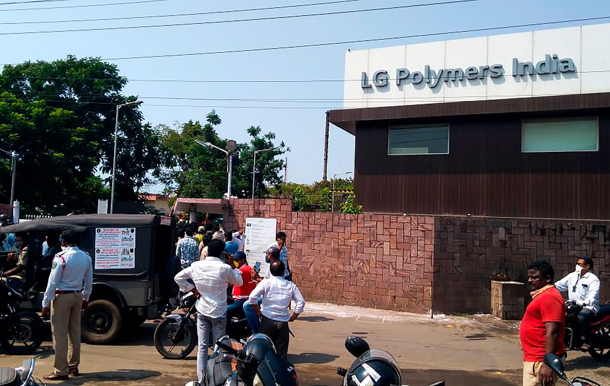 Vizag Gas Leak: What is styrene, the gas that leaked from LG Polymers that killed at least 8 people