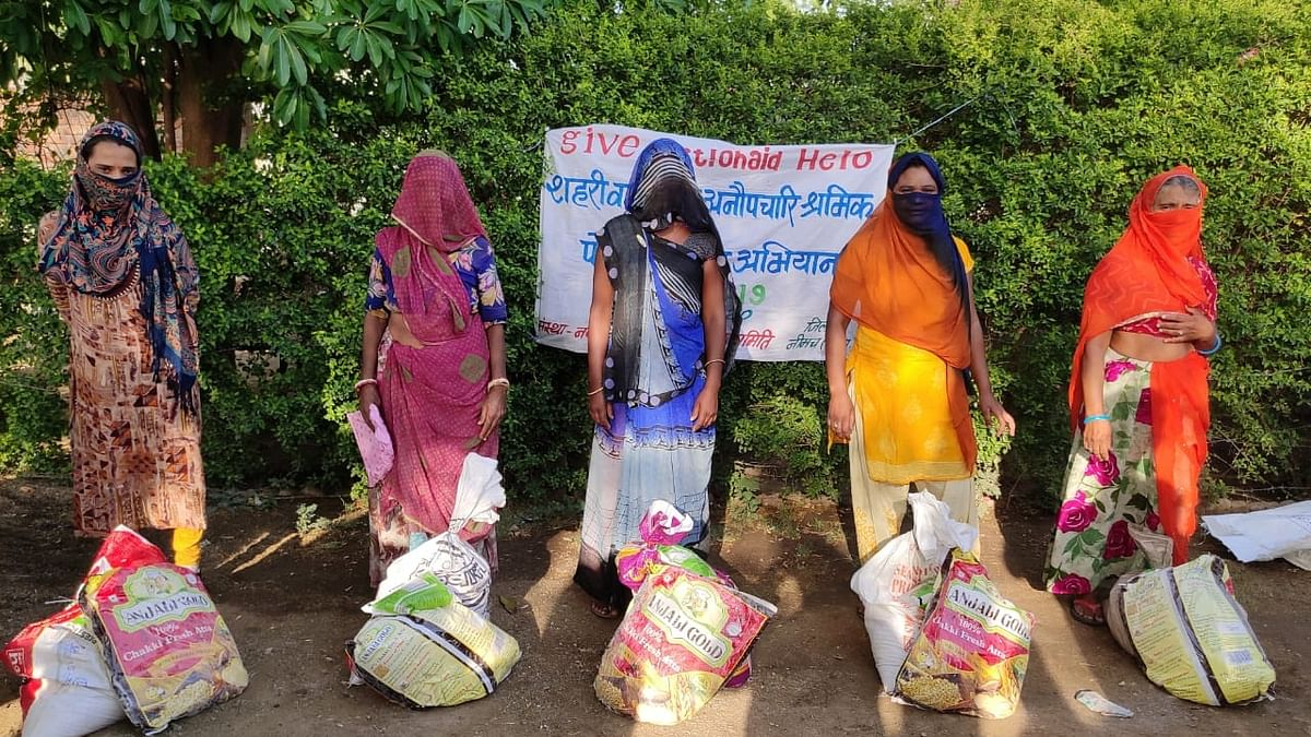 Madhya Pradesh: None to hear 25,000 sex workers' pangs of hunger in pandemic