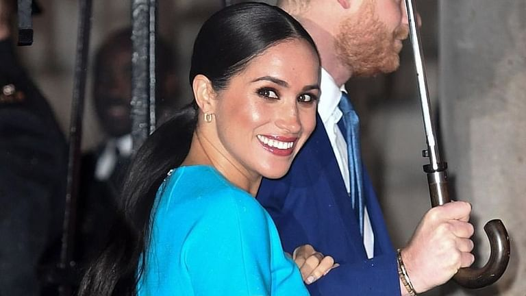 Did you know? Meghan Markle rocked a Rs 2,200 dress during appearance on 'The Late Late Show with James Corden'
