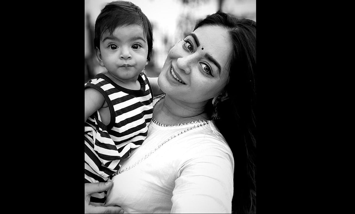 TV actress Mahhi Vij reveals breastfeeding daughter Tara for the first time was extremely emotional