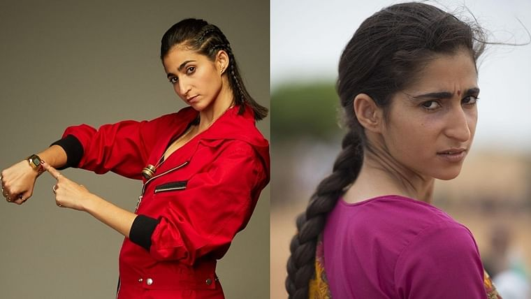 Watch video: Nairobi from 'Money Heist' aka Alba Flores speaking Telugu has left the internet shook