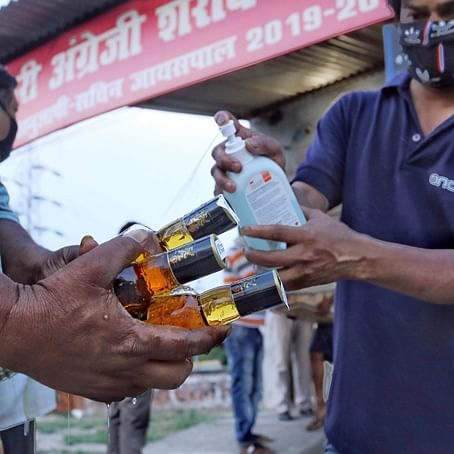 Chhattisgarh govt starts home delivery of liquor to avoid crowding, launches web portal