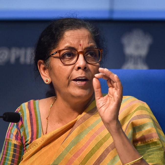 Farm laws were long-waiting reforms, MSP to continue: Nirmala Sitharaman
