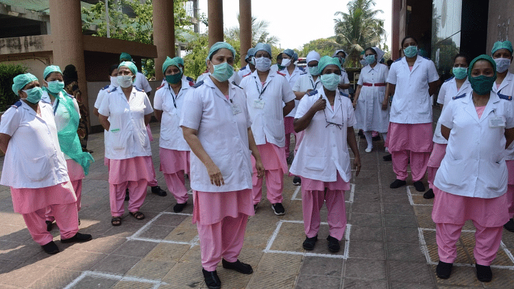 Hit by shortage amid COVID-19 crisis, NMMC seeks application from paramedical staff