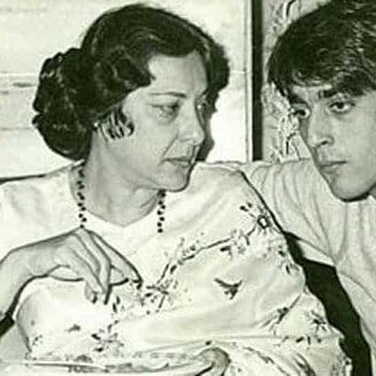 Sanjay Dutt's tribute to 'best mother' Nargis on her birth anniversary