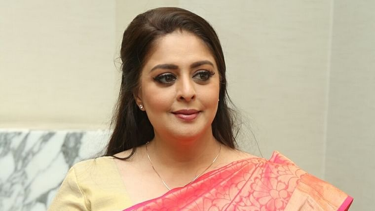Nagma tests positive for COVID-19 days after receiving first dose of vaccine