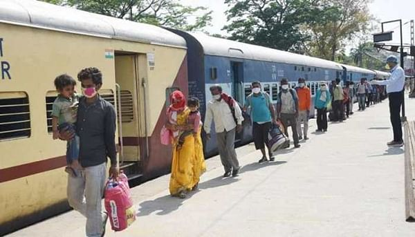 Railway Minister agrees to press trains into services for bringing back migrants from Delhi: CMO, Uttarakhand