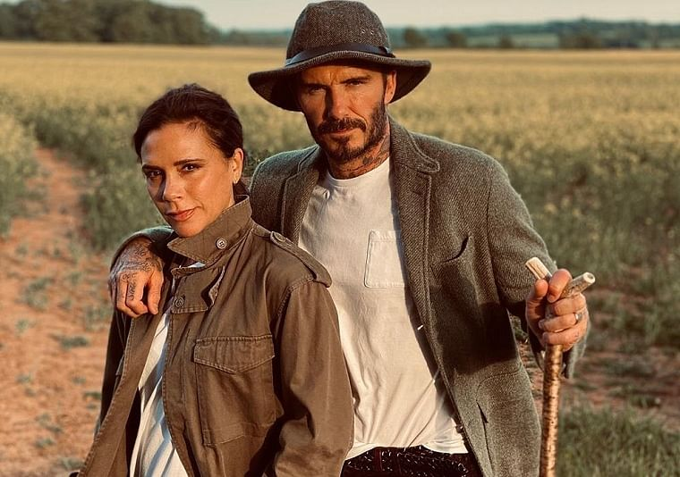 David and Victoria Beckham want to build underground 'escape tunnel' below their home