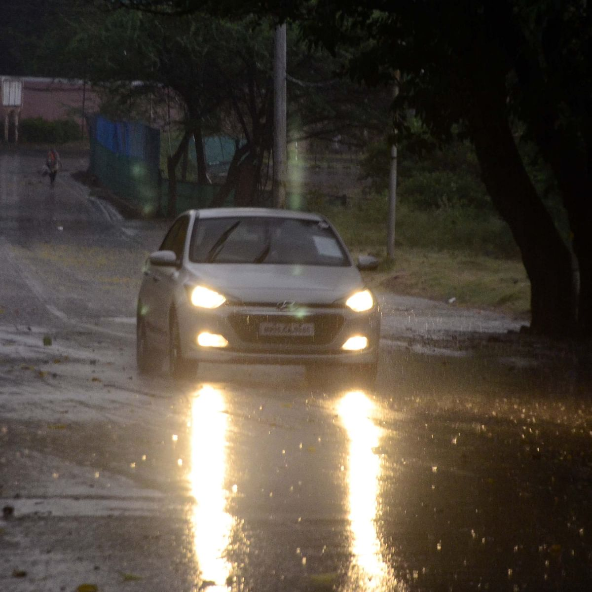Indore: Monsoon in, but trough hits rain
