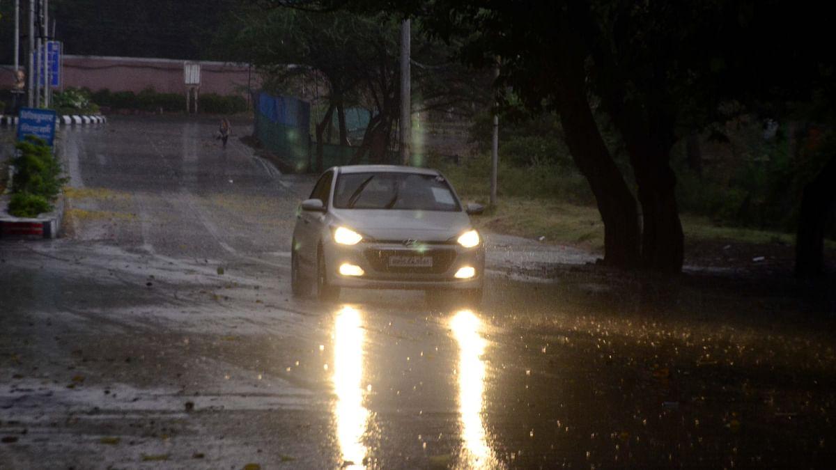 Bhopal: Rain, gusty wind lash city; disrupt power supply