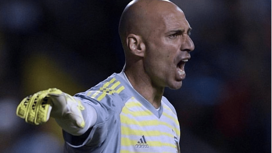 Argentina goalkeeper Willy Caballero reveals he received 'death threats' after 2018 Fifa World Cup blunder against Croatia