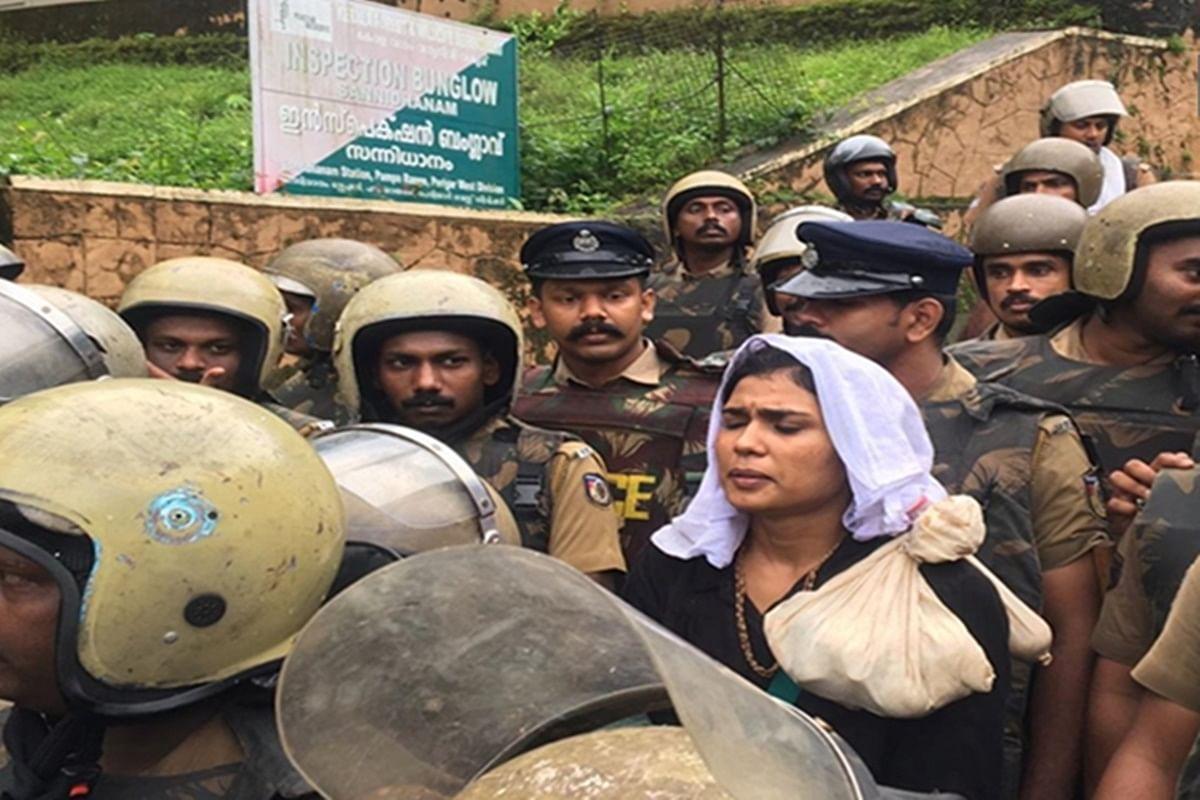 After posting semi-nude video with her children, Rehana Fathima moves Kerala HC seeking anticipatory bail