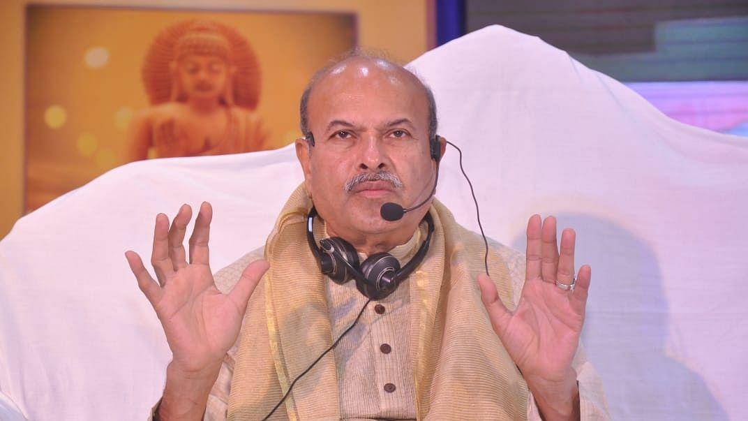 NJ Reddy, founder of Yoga Prana Vidya