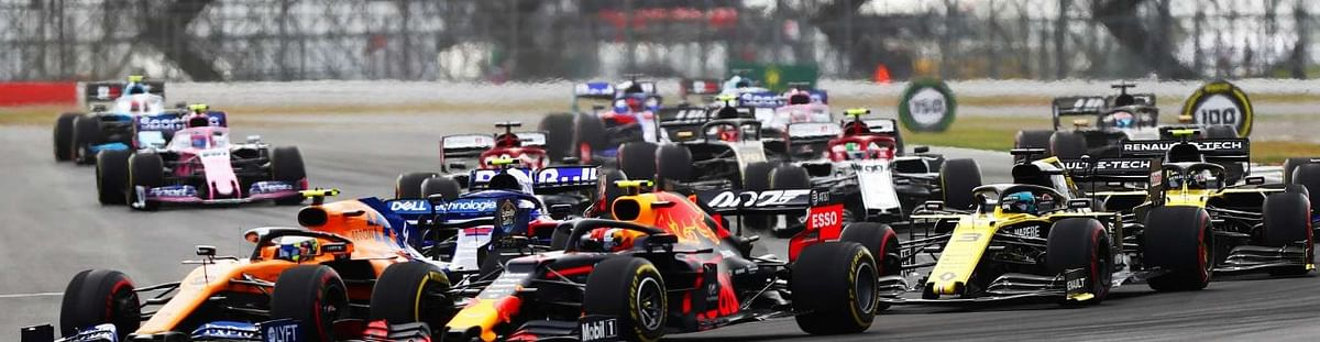 F1 confirms schedule for first eight races