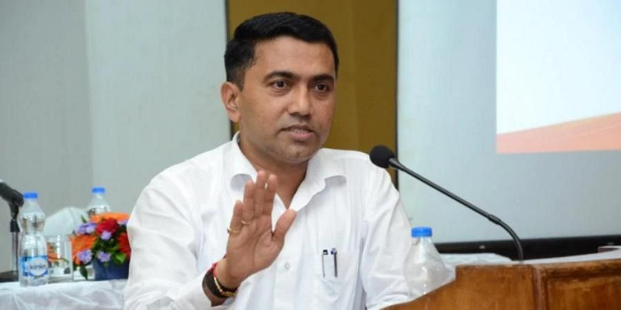 Even if God becomes CM he can't give government jobs to all: Pramod Sawant