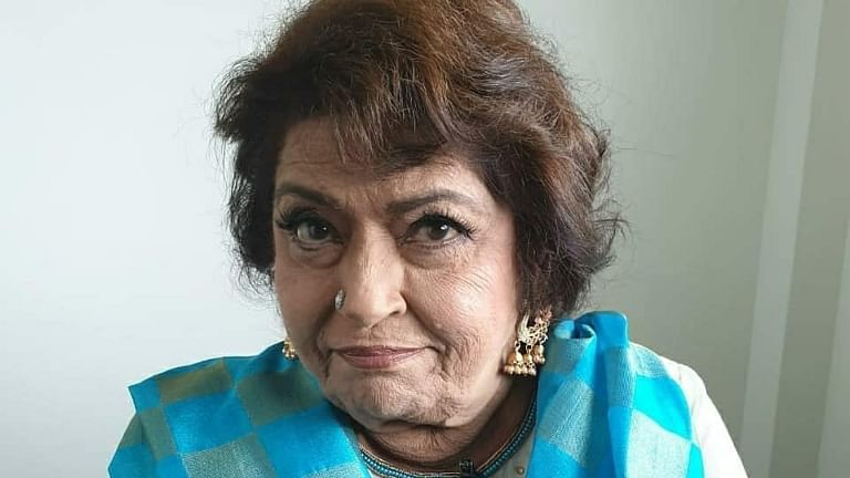 Background dancer to ace choreographer: A look at Saroj Khan's Bollywood journey