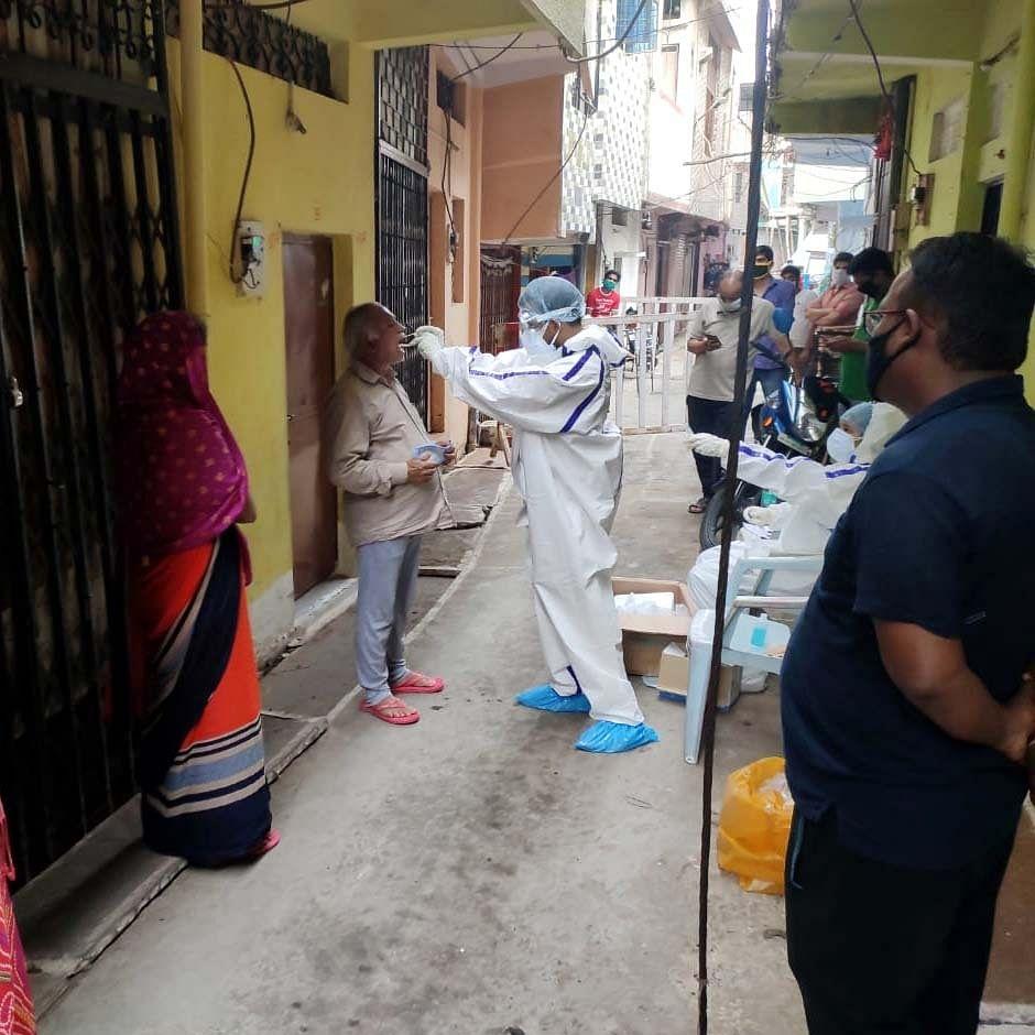 Coronavirus in Bhopal: With 16 fresh cases, Mahamai Ka Bag emerges as new hotspot